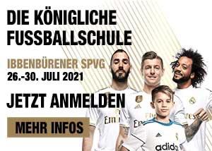 Real Madrid Camp 2021